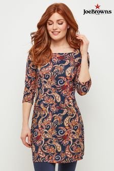 Joe Browns Autumnal Floral Tunic