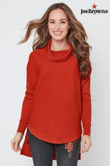 Joe Browns Cosy Rib Knit Jumper