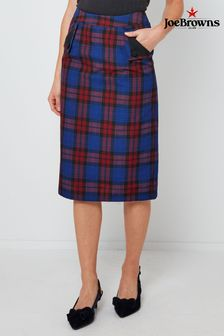Joe Browns Vintage Check Pencil Skirt