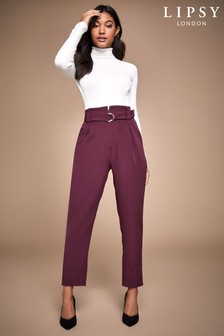 Lipsy D-Ring Trousers