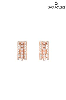 Swarovski Further Pierced Earrings