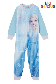 Kids Genius Frozen Sublimated Sleepsuit