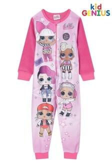 Kids Genius LOL Surprise Multi Character Sublimate Sleepsuit