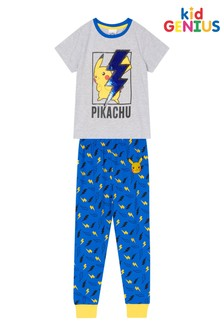 Kids Genius Reversible Sequin Pokemon PJ Set