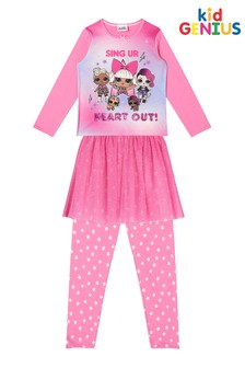 Kids Genius LOL Surprise 3 Piece PJ Set
