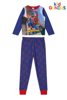 Kids Genius Spiderman PJ Set