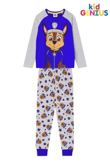 Kids Genius 3D Appliqué Ears Chase PJ Set
