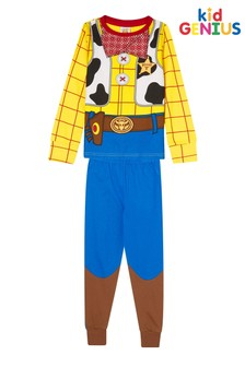 Kids Genius Woody Character PJ Set