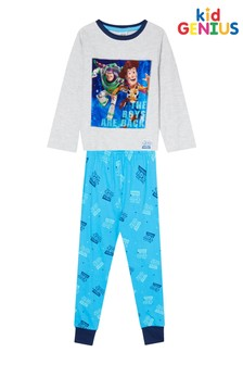 Kids Genius Buzz & Woody PJ Set