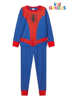 Kids Genius Spiderman Character PJ Set