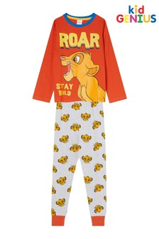 Kids Genius Lion King PJ Set