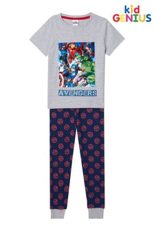 Kids Genius Avengers PJ Set