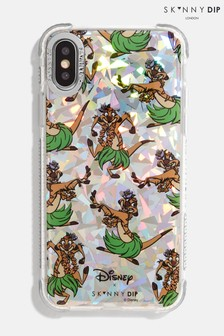 Disney X Skinnydip Timon Case - Iphone 6, 6s, 7, 7 Plus, 8, 8 Plus, X, XS, XR, XS Max