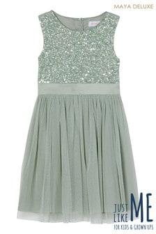 Изящное платье с пайетками Maya Mini