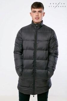 Broken Standard Longline Padded Jacket