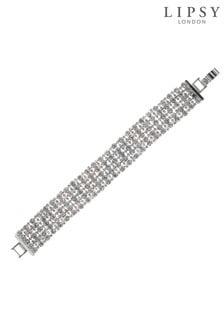 Lipsy Dia Row Bracelet