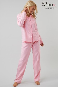 Boux Avenue Pastel Stripe PJ Set