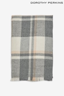 Dorothy Perkins Check Scarf