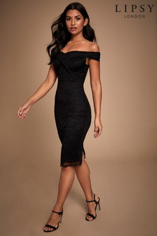 Lipsy Bardot Bodycon Dress