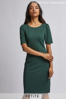 Dorothy Perkins Petite Textured Bodycon Dress