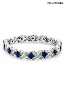 Jon Richard Crystal Kiss Stretch Bracelet