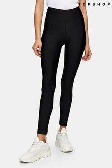 Topshop High Shine Leggings