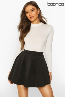 Boohoo Mini Skirt
