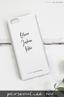 Personalised Childrens Names Phone Case By Koko Blossom