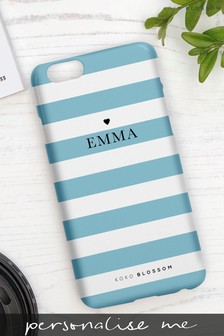 Personalised Laneways Phone Case By Koko Blossom