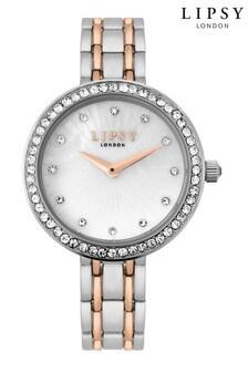Lipsy Diamanté Face Watch