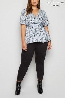 New Look Curve Waist Enhance Skinny Jeans