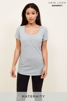 New Look Maternity Nursing T-Shirt