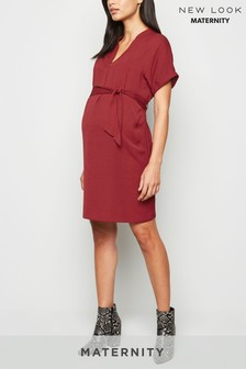 New Look Maternity Belted Tunic