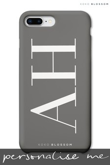 Personaslied Lipsy Large Initials Phone Case By Koko Blossom