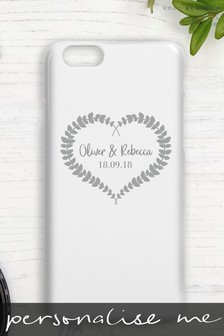 Personalised Lipsy Couples Phone Case By Koko Blossom