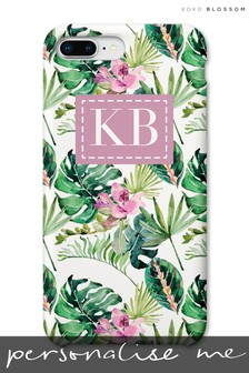 Personaslied Totally Tropical Phone Case By Koko Blossom