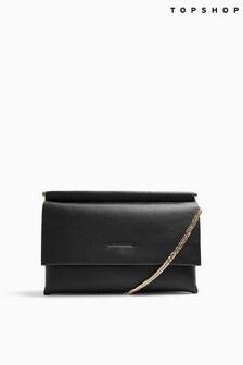 Topshop Clara Clutch Bag