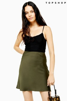 Topshop Mesh Ruched Body