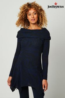 Joe Browns Shawl Collar Tunic