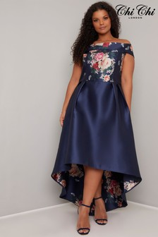 Chi Chi London Curve Giadah Dress