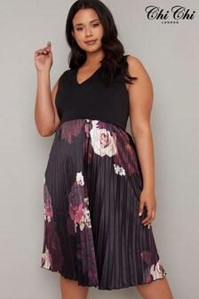 Chi Chi London Curve Ardena Dress