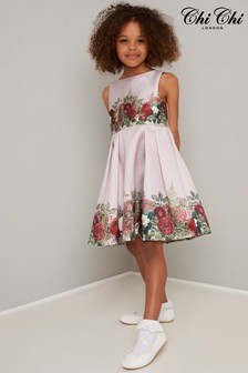 Chi Chi London Girls Tanzine Dress