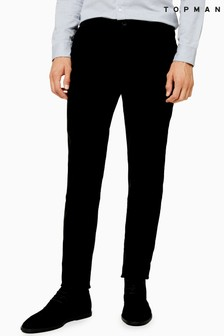 Topman Stretch Skinny Chinos
