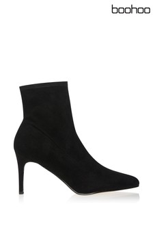 Boohoo Stiletto Ankle Boot