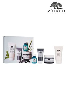 Origins Clean, Detox & Moisturise Set
