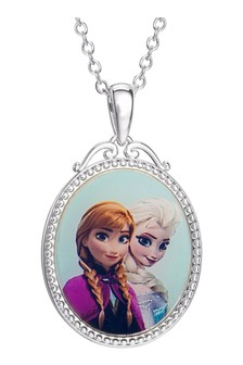 Disney Brass Frozen Necklace
