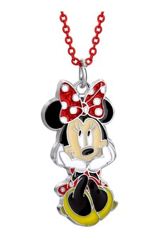 Disney Minnie Costume Childrens Necklace