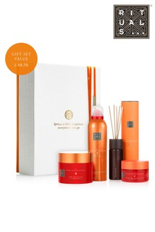 Rituals The Ritual of Happy Buddha Energising Collection Large Gift Set