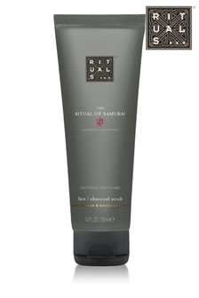 Rituals The Ritual of Samurai Face Charcoal Scrub