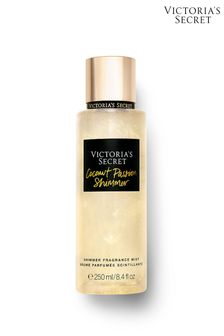 Victoria's Secret Coconut Passion Holiday Shimmer Fragrance Mist